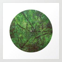 Geometrie #1 Art Print