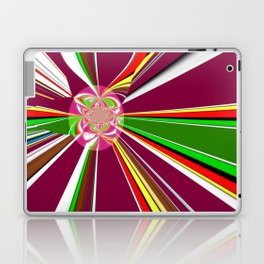 A burst of hope Laptop & iPad Skin