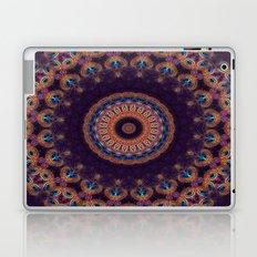 Jewelled Peacock Laptop & iPad Skin