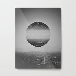 Haze Metal Print