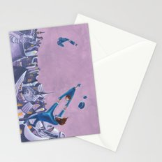 POEM OF FLING Stationery Cards