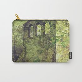 Ruins in the forest Carry-All Pouch