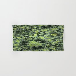 Christmas Maze Hand & Bath Towel