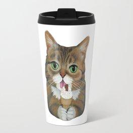 Lil Bub - famous cat Travel Mug