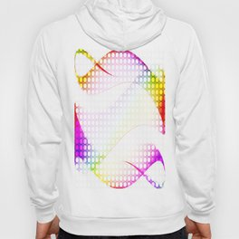abstract colorful tamplate Hoody