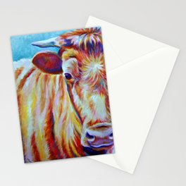 Cow Close-Up (*Koinonia*) Stationery Cards