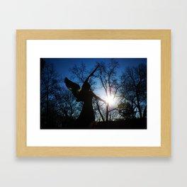 Benificence Framed Art Print
