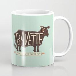 bavette Coffee Mug