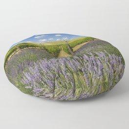 Countryside Vinyard Floor Pillow
