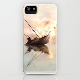 The Tipping Point iPhone Case