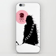 Chew-bot iPhone & iPod Skin