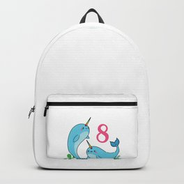 Narwhal  8 Backpack