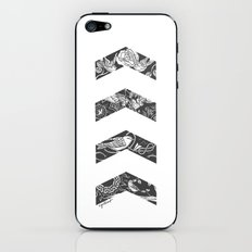 Liam's Chevrons iPhone & iPod Skin
