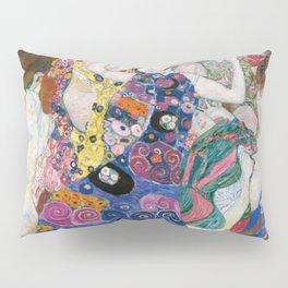 Gustav Klimt Die Jungfrauen The Maiden Pillow Sham