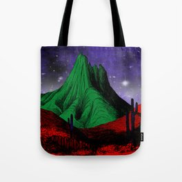 Painting in the Dark Tote Bag