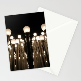 Urban Light Stationery Cards