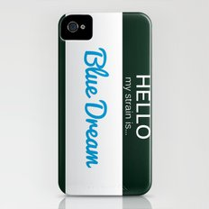 Blue Dream iPhone (4, 4s) Slim Case