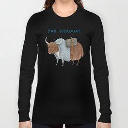 Yak Kerouac Long Sleeve T-shirt
