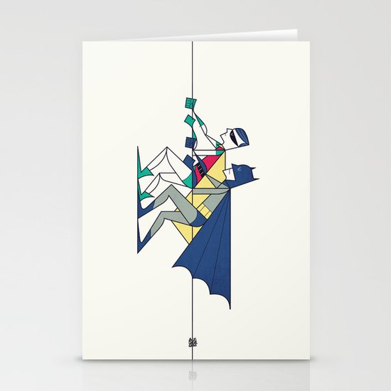 The POW! of love Stationery Cards
