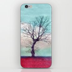 ATMOSPHERIC TREE | Longing for spring iPhone & iPod Skin