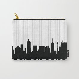 San Antonio Skyline Carry-All Pouch