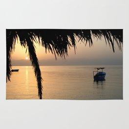 Red Sea Dawn Rug