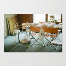 Steve Yee Residence Canvas Print