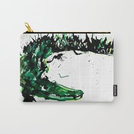 Cocodrilo waiting Carry-All Pouch