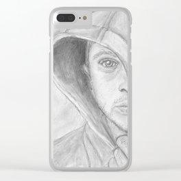 Tyler Joseph- Sketch Clear iPhone Case