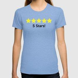 5 Stars! T-shirt