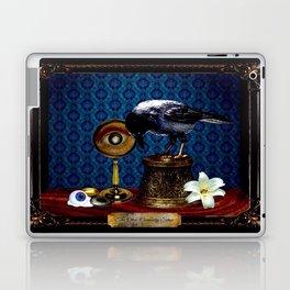 The Curiosity Shop Raven Laptop & iPad Skin