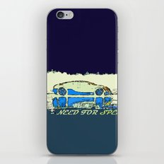 Need for SPEED iPhone & iPod Skin