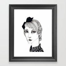 Lorenza Framed Art Print
