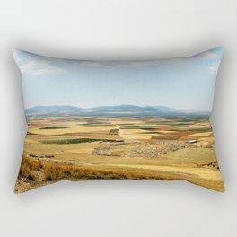 Wondering through Spain Rectangular Pillow