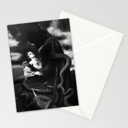 forbidden love Stationery Cards