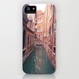Venetian Corridor iPhone Case