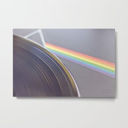 The Dark Side of the Moon - Photography #Society6 Metal Print