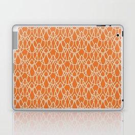 Lluvia Naranja Laptop & iPad Skin
