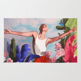 Troye Sivan - Bloom 3 Rug