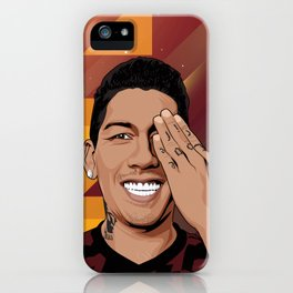 Roberto Firmino iPhone Case