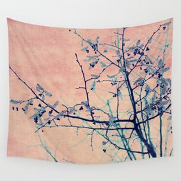 winter whispers Wall Tapestry