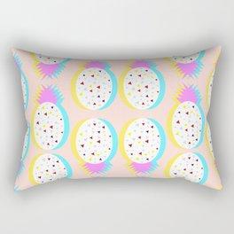 Pastel pineapples Rectangular Pillow