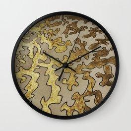 I allow Myself to Heal Wall Clock