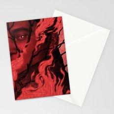 Byronic V Stationery Cards