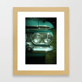 They don't make them like this anymore Framed Art Print