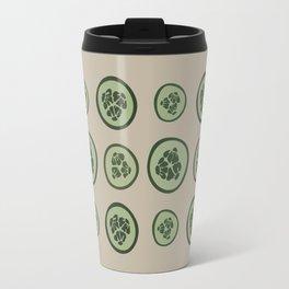 Cucumbers Travel Mug
