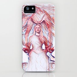 Old Night x Save the OA x Sketchy iPhone Case