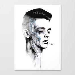 ABSENCE Canvas Print