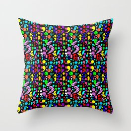 My Story Isn't Over Yet Throw Pillow