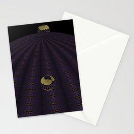 Unfitting Frame Orbitals 8 Stationery Cards